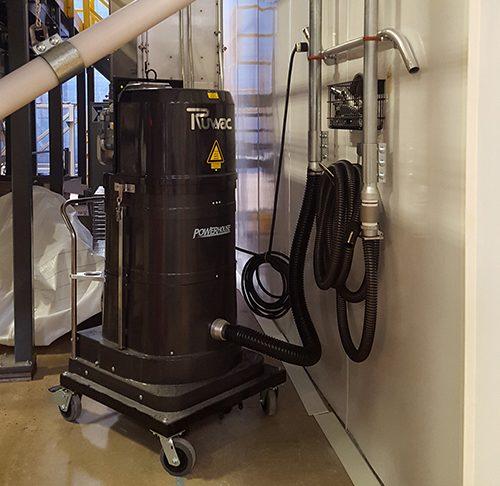 DS2-EX Explosion Proof Vacuum