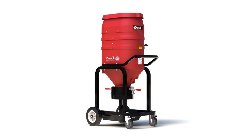 WS2220-DB Direct Bagger Vacuum