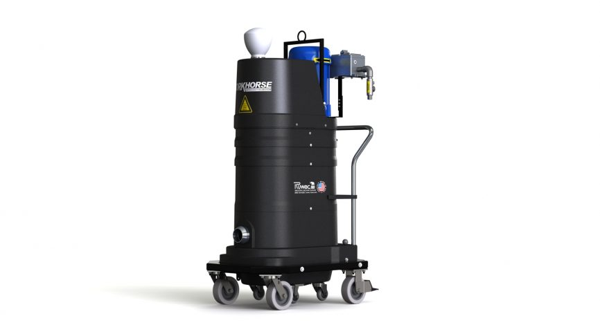 FRV1400 Explosion Proof Vacuum