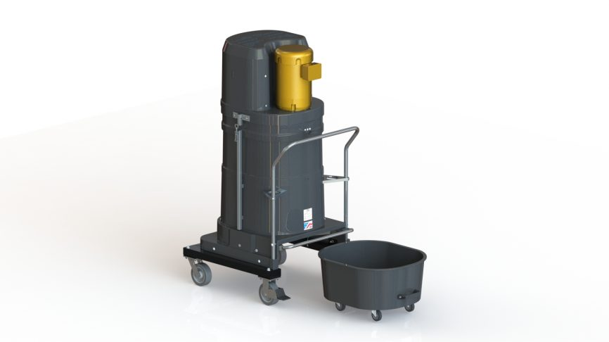DS2 Series Portable Industrial Vacuum