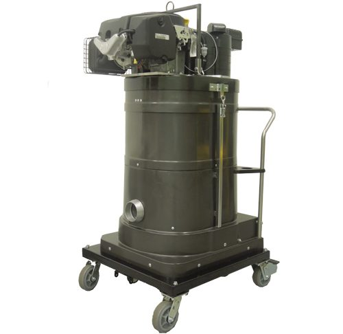 Gv15 Gas Powered Vacuum Ruwac Usa