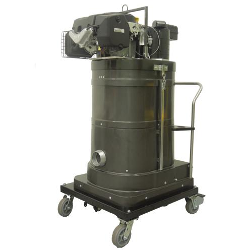 Gv15 Gas Powered Vacuum Ruwac Usa