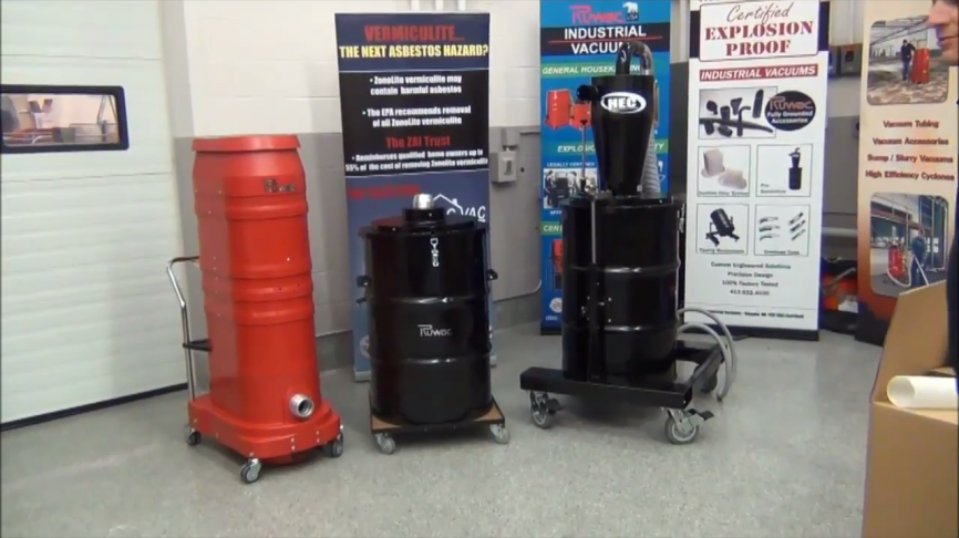 Vermiculite Removal Vacuums Insulation Removal Vacuums