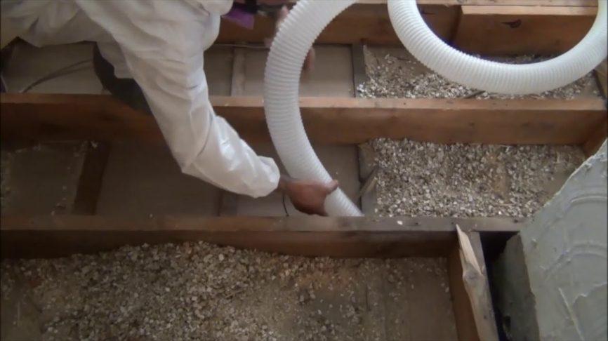 Attic Vac Vermiculite Removal System Ruwac Usa