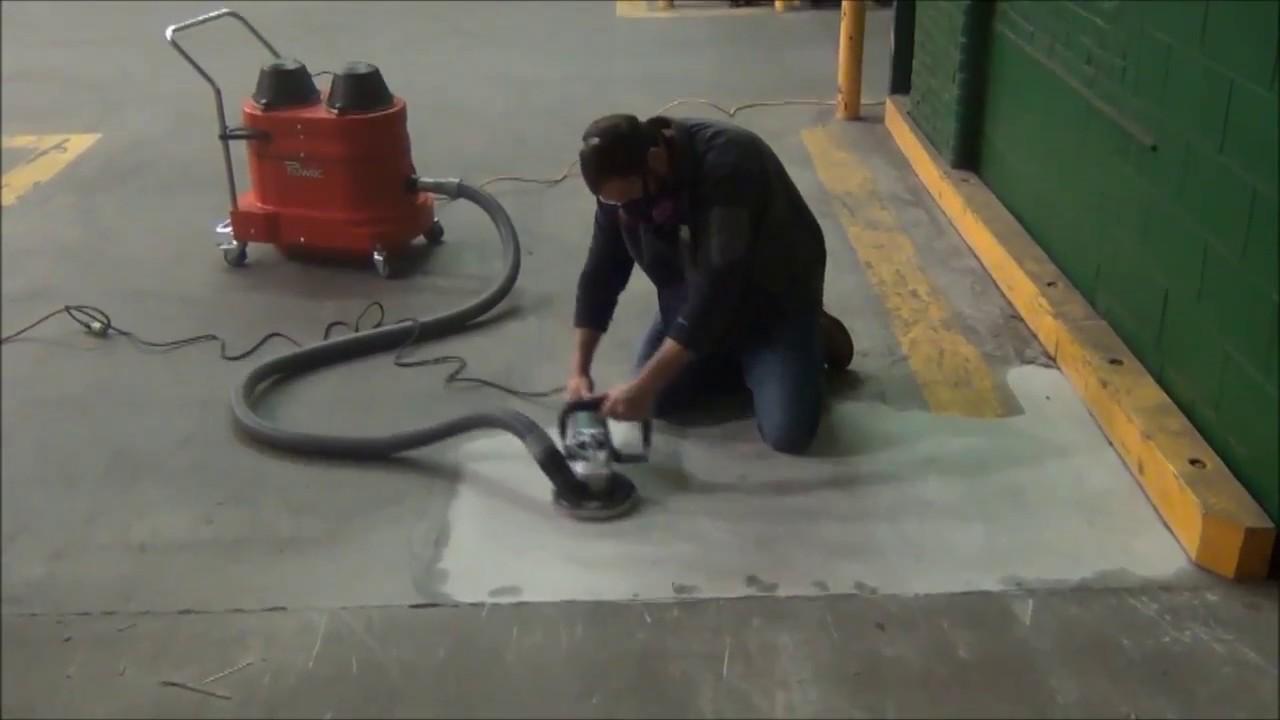 Concrete Amp Silica Dust Ruwac Usa