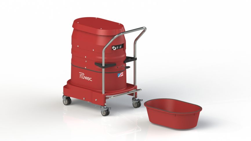 WS2220 Portable Industrial Vacuum Dustpan