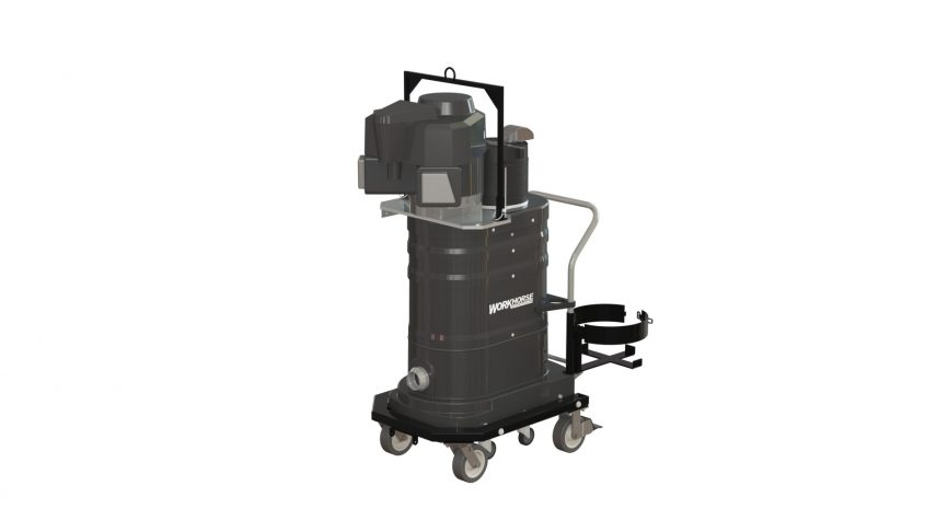 PV10 Propane-Powered Industrial Vacuum
