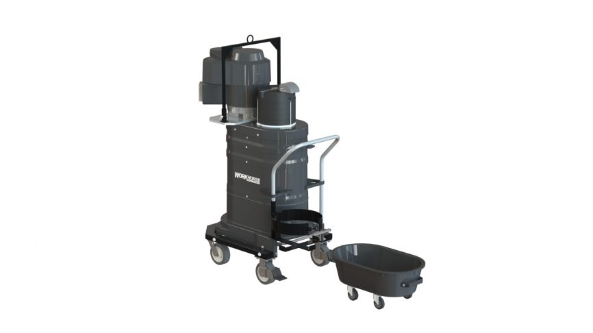 Pv10 Propane Powered Vacuum Ruwac Usa