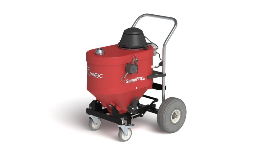 WSP2000 Portable Wet Vacuum
