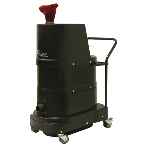Steel Shot Dust Vacuum Cleaners Ruwac Usa