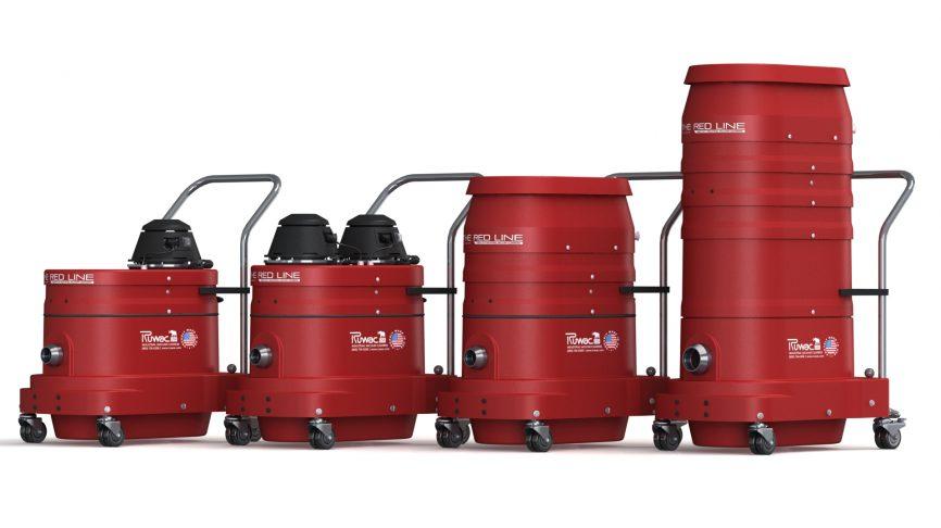 Single Phase Portable Vacuums