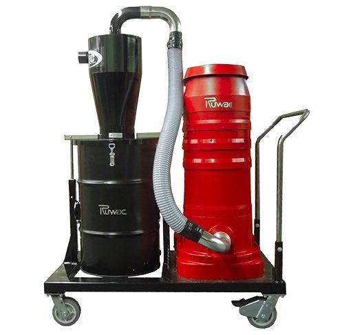 Red Raider XLT Portable Industrial Vacuum System