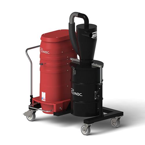 Red Raider Xt Vacuum Amp Pre Separator System Ruwac Usa