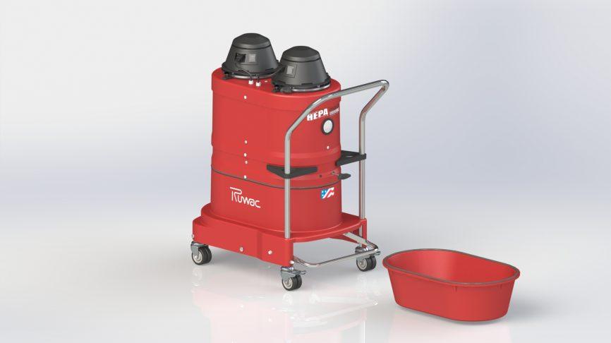 WNS2220 HEPA Maxx Portable Industrial Vacuum