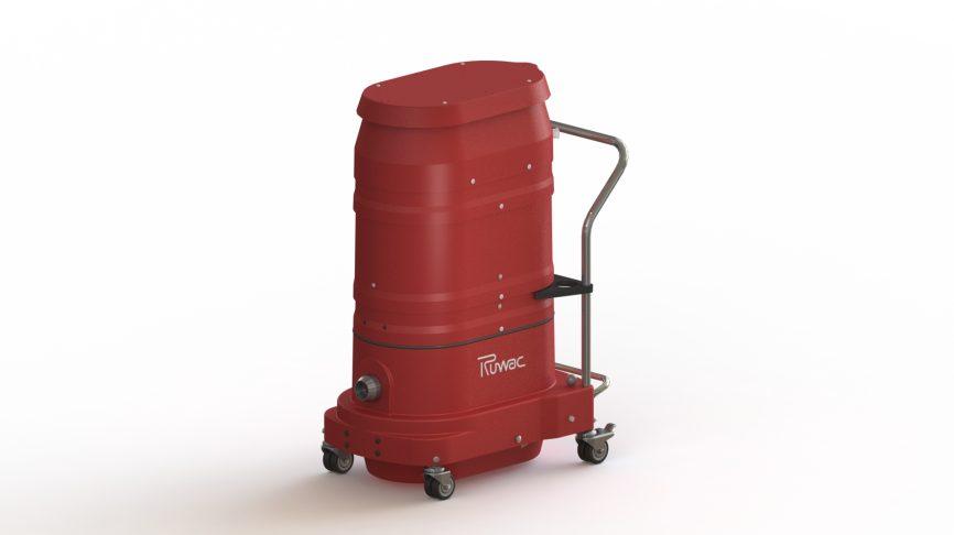 WS2220 HEPA Maxx Portable Industrial Vacuum