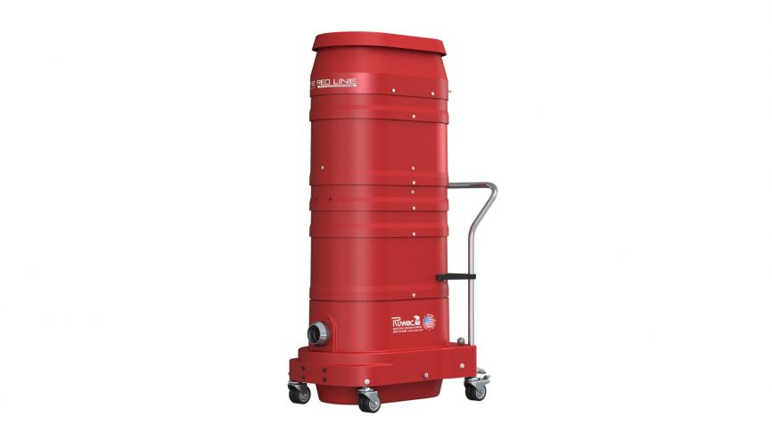WS2320 Portable Industrial Vacuum with HEPA Maxx Filter