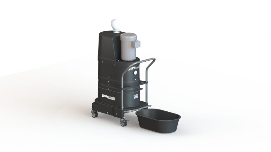 DS1220 HEPA Maxx Portable Industrial Vacuum