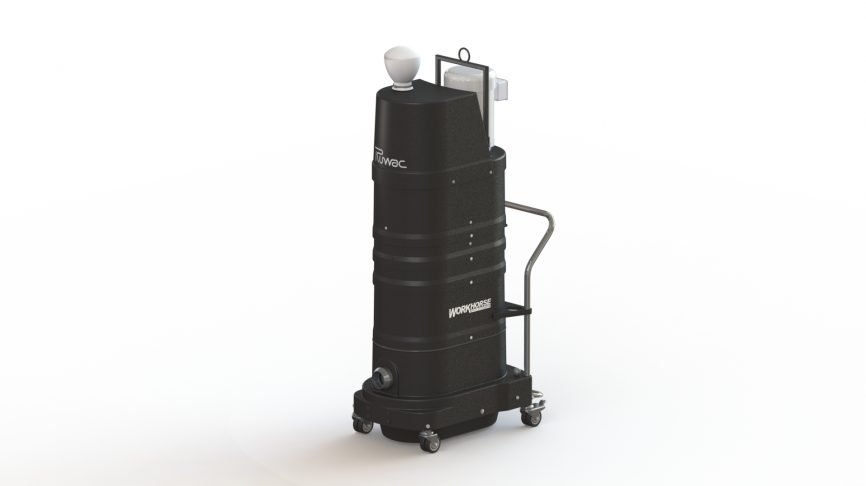 DS1400 HEPA Maxx Portable Industrial Vacuum