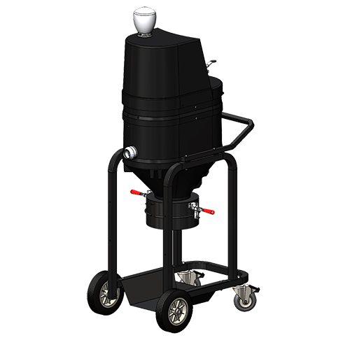 AV1000 Direct Bagge Industrialr Vacuum