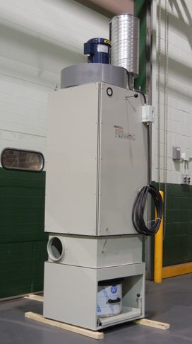DS6 Dust Collector System