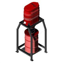 SV-R2Q Silo Mini Central Vacuum