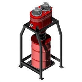 SV-R2 Silo Mini Central Vacuum