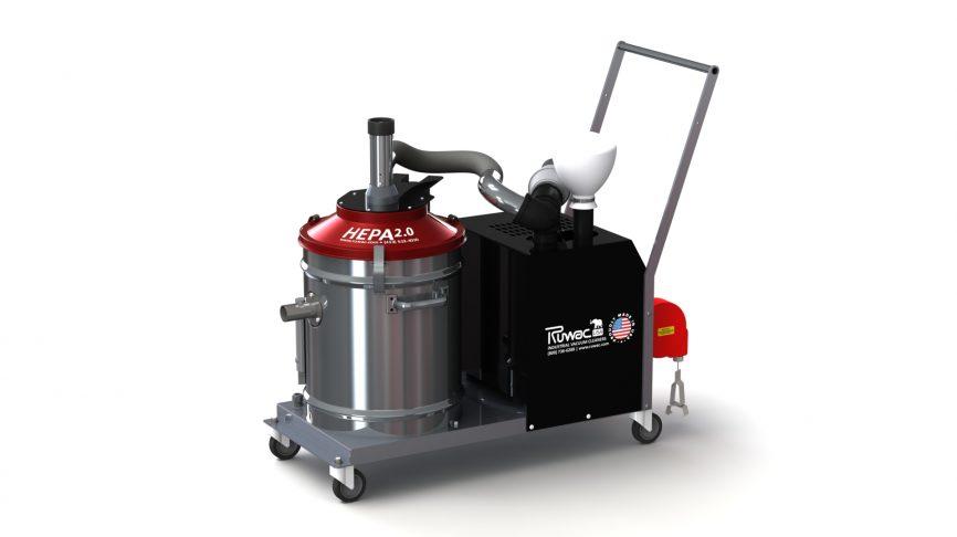 CV-NA7 Series Immersion Separator Vacuum
