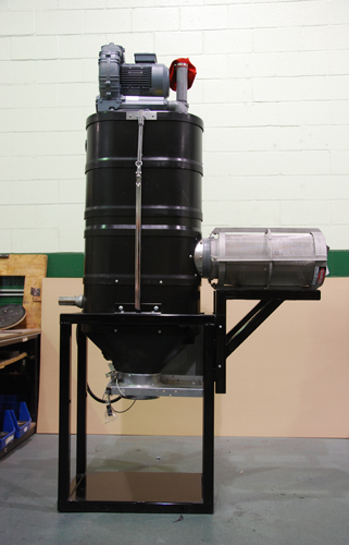 Custom Central Vacuum Systems Ruwac Usa