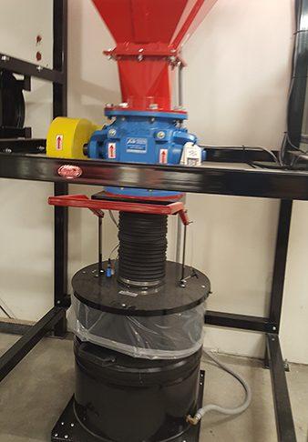 FA2100 Silo Vacuum