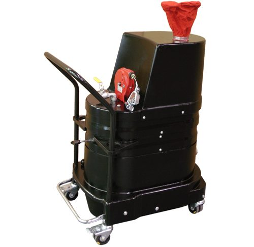 FRV100 Air-Powered Explosion Proof Vacuum