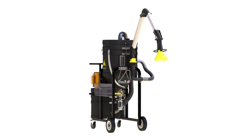 MX360 Series with Dust Extraction Swing Arm