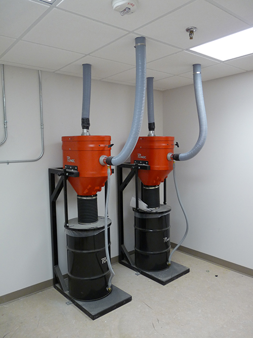 Salon Amp Barber Shop Vacuum System Ruwac Usa