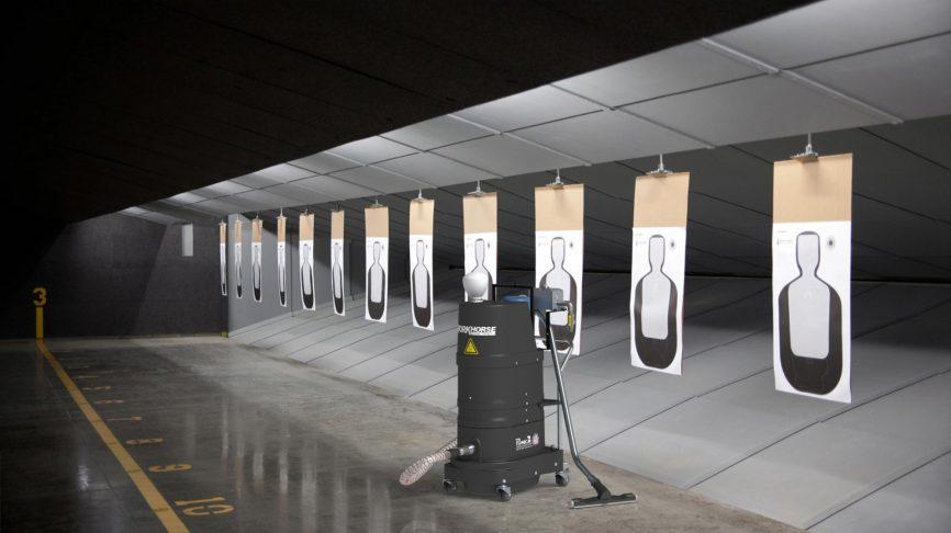 Range Vac Series Vacuum for Lead Dust