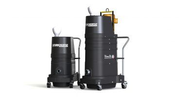 Class II Division 2 Industrial Vacuums