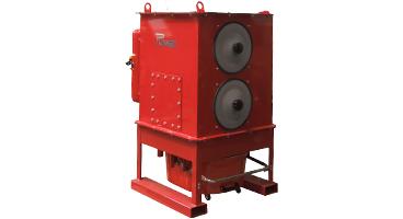 FA2100 Central Vacuum System