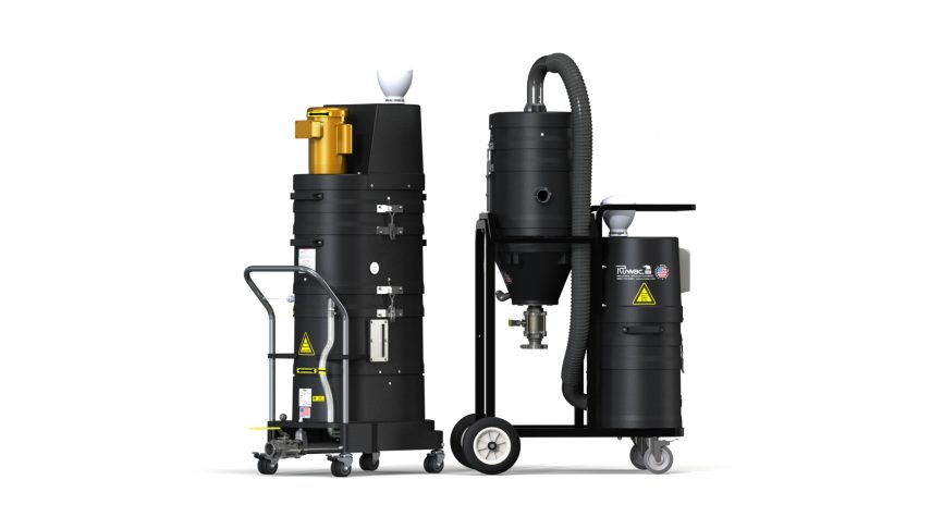 Immersion Separation Vacuums