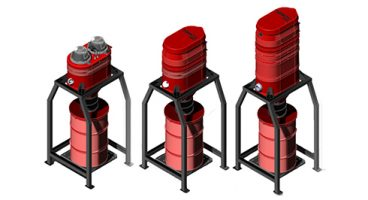 WNS & WS Series Mini Central Vacuums