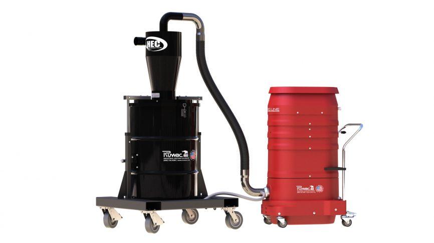 Attic Vac Portable Industrial Vacuum System