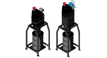 DS1 Series MIni Central Vacuums