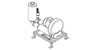 Continuous Duty Vacuum Producers