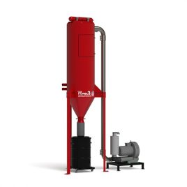 FA3100 Silo Central Vacuum System with Direct Drum Fill