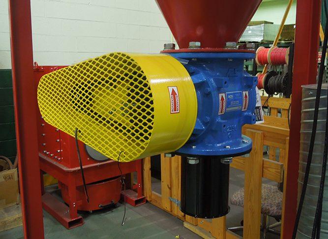 FA3100 Silo Rotary Air Lock