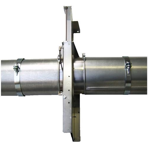 Dust Collection Blast Gates Stainless Steel Blast Gates