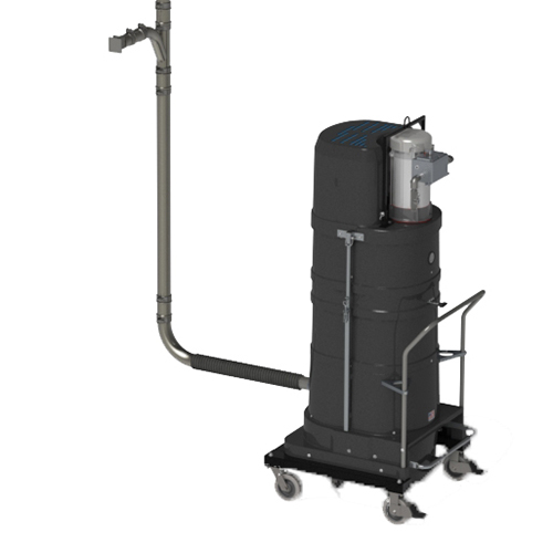 DS2-EX Series Portable Central Vacuum System