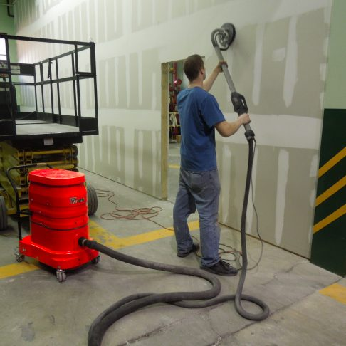 Drywall Sanding Vacuums