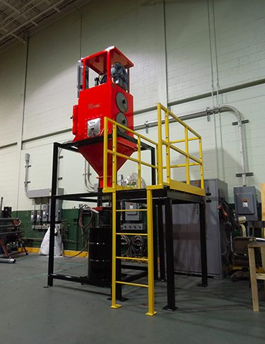 FA2100 Silo Central Vacuum System