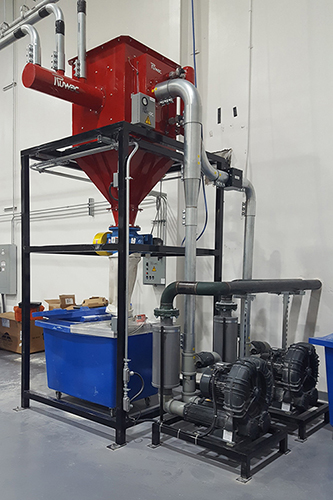 Central Vacuum Systems Ruwac Usa