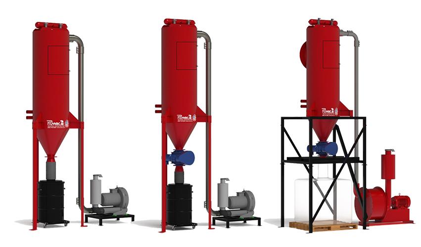 FA3100 Silo Central Vacuum Systems