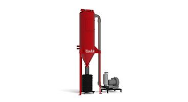 FA3100 Silo Central Vacuum System