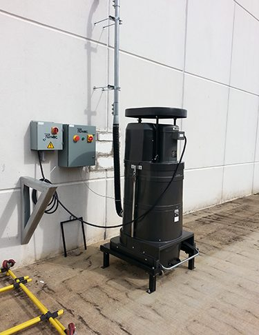 Portable Central Vacuum Systems